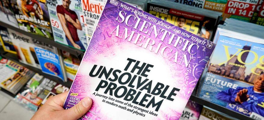riviste a carattere scientifico